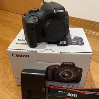 Canon - ほぼ未使用 キヤノン Canon EOS Kiss x8i 初心者向け