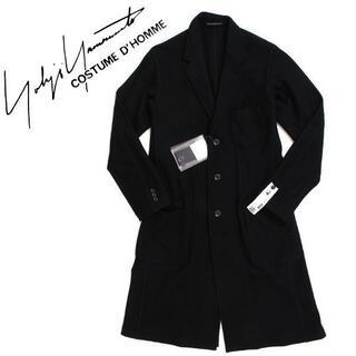 Yohji Yamamoto - 20AW 新品 定価116,600円 コート ヨウジヤマモト