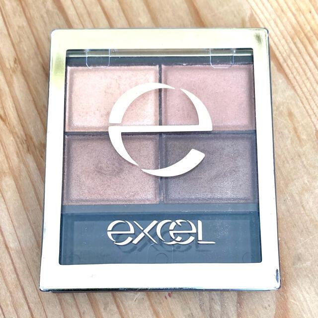noevir(ノエビア)のexcel アイシャドウ/ロイヤルブラウン コスメ/美容のベースメイク/化粧品(アイシャドウ)の商品写真