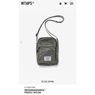 W)taps - 【最安値‼️】WTAPS RECONNAISSANCE / POUCH /