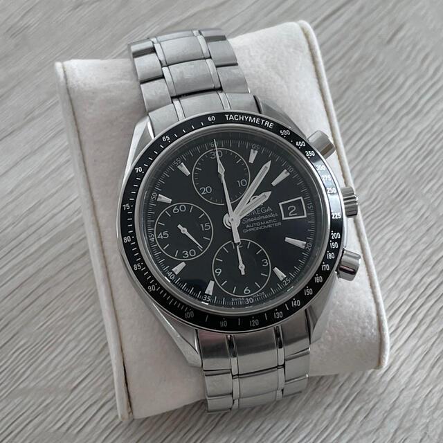 OMEGA(オメガ)のオメガ スピードマスター デイト 3210.50 自動巻き メンズ  メンズの時計(腕時計(アナログ))の商品写真