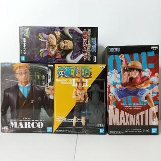 BANPRESTO - ワンピース フィギュア4種セット【新品未開封】