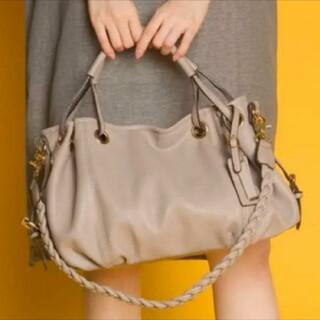 プレーンクロージング(PLAIN CLOTHING)のほぼ新品!プレーンクロージング ショルダーバッグ ハンドバッグ(ショルダーバッグ)