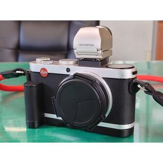 ライカ(LEICA)のLeica X2 シルバー オプションフル装備(コンパクトデジタルカメラ)