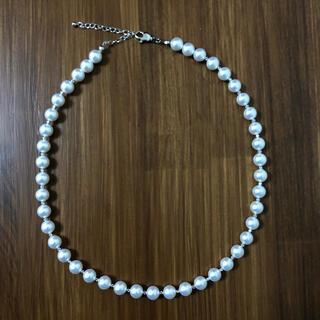 ニードルス(Needles)のパールメタルネックレス pearl metal necklace(ネックレス)