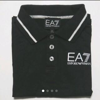 エンポリオアルマーニ(Emporio Armani)の【EMPORIO ARMANI】アルマーニ ネイビー ポロシャツ 4A110cm(Tシャツ/カットソー)