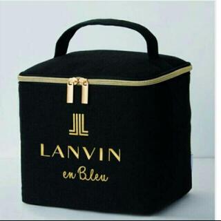 ランバンオンブルー(LANVIN en Bleu)のLANVIN en Blue マルチボックス sweet 付録(メイクボックス)