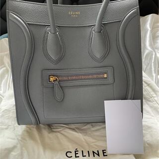 セフィーヌ(CEFINE)の(正規品美品)セリーヌ マイクロラゲージハンドバッグ(ハンドバッグ)