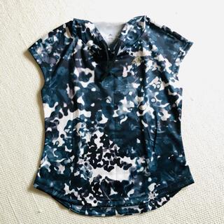 adidas - アディダス Adidas ◆一度着美品◆ Tシャツ ヨガ・ランニング (ブルー)