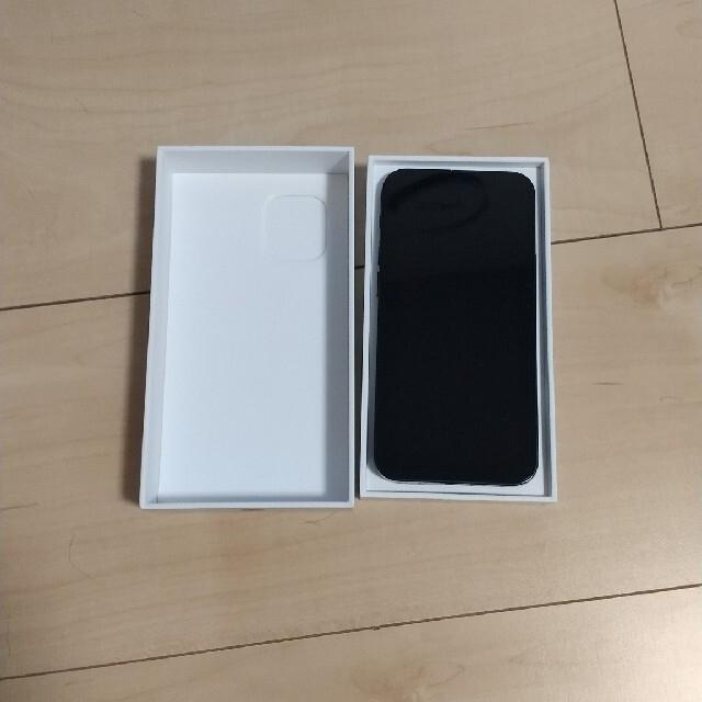 iPhone12mini black 128GB スマホ/家電/カメラのスマートフォン/携帯電話(スマートフォン本体)の商品写真