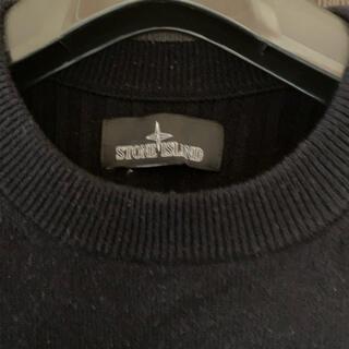 ストーンアイランド(STONE ISLAND)のストーンアイランド 薄手セーター メンズS(ニット/セーター)
