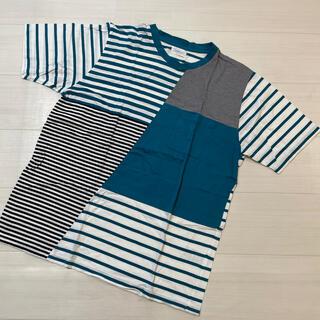 ジュンレッド(JUNRED)のボーダーシャツ(シャツ)