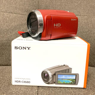SONY - SONY HDR-CX680