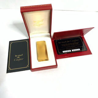 カルティエ(Cartier)のCartier カルティエ  ガスライター (タバコグッズ)