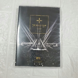 防弾少年団/BTS THE WINGS TOUR IN JAPAN DVD