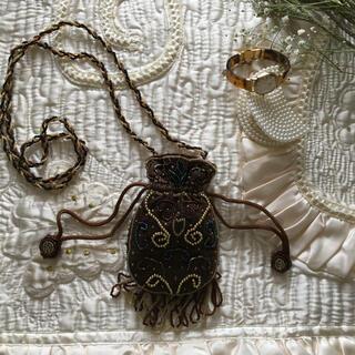 Lochie - 🆕053\vintage  beads  pochette👛
