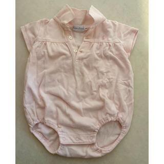 Ralph Lauren - ラルフローレン ロンパース ポロシャツ ピンク 6m 女の子