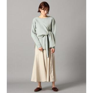 LOWRYS FARM - ローリーズファーム オフホワイト♪ロングスカート♪フリーサイズ