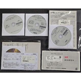 エヌイーシー(NEC)のNEC「PC-MK33MEZDK」「LCD-AS192WM-C」関連の雑品(その他)