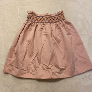 リリーブラウン(Lily Brown)のストッキンググロスカート(ミニスカート)