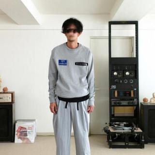 サンシー(SUNSEA)の17AW SUNSEA Clarice's Sweatshirt スウェット(スウェット)