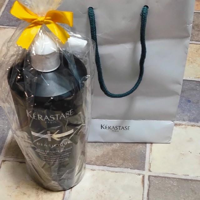 KERASTASE(ケラスターゼ)のケラスターゼ  バン  デンシフィック   オム   1000ml コスメ/美容のヘアケア/スタイリング(シャンプー)の商品写真