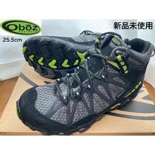 キーン(KEEN)の新品未使用 Oboz(オボズ)Traverse Mid B-DRY 25.5cm(ブーツ)