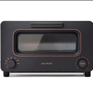 BALMUDA - 【新品未使用】BALMUDA The Toaster K05A-BK 最新モデル