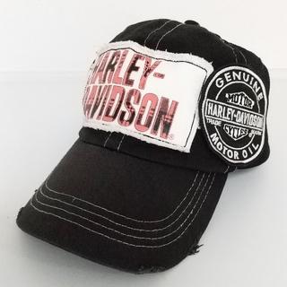 ハーレーダビッドソン(Harley Davidson)のハーレーダビッドソン メンズ キャップ 帽子(キャップ)