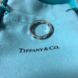 Tiffany & Co. - 13号 ティファニー アトラスリング