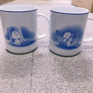 SNOOPY - スヌーピー ペア マグカップ