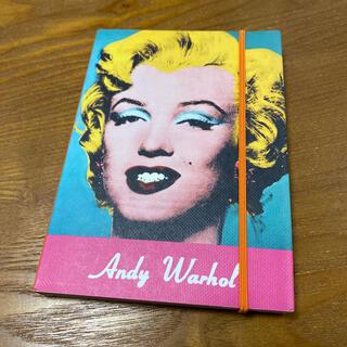 アンディウォーホル(Andy Warhol)のAndy Warhol ポケットジャーナル(ノート/メモ帳/ふせん)