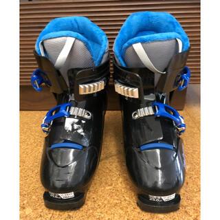 【美品】ビッグホーン スキーブーツ ジュニア 25cm(ブーツ)