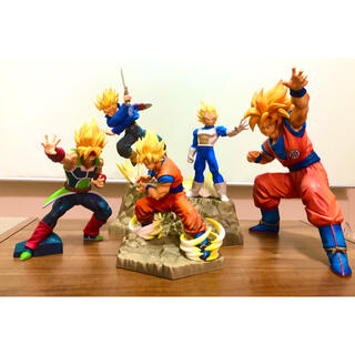 BANDAI - ドラゴンボールフィギュアまとめ売り