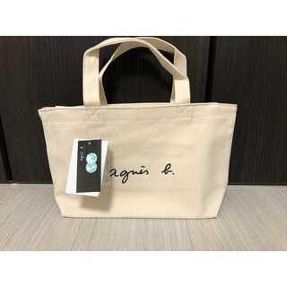 agnes b. - 【Agnes b】★トートバック★アニエスベー★アイボリーS
