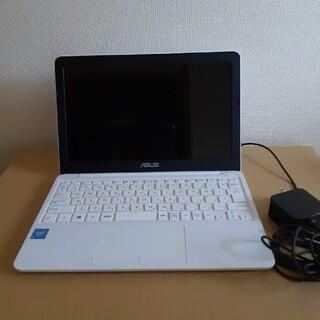 ASUS x205ta windows10 ノートパソコン