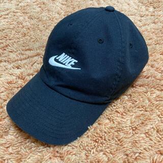 NIKE - キャップ 帽子 ハット ナイキ 黒 ブラック