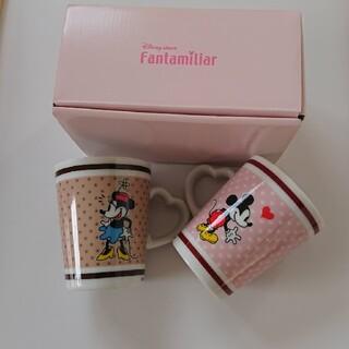 Disney - ペアマグカップ