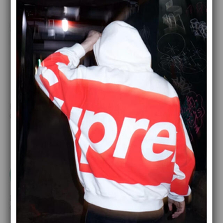 Supreme - Big Logo Hooded Sweatshirt /シュプリーム