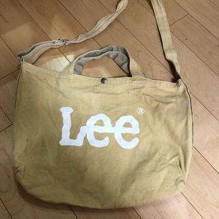 リー(Lee)のLee ショルダーバッグ ベージュ(ショルダーバッグ)