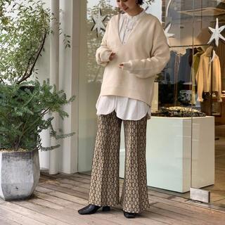 TODAYFUL - TODAYFUL Pattern Knit Leggings