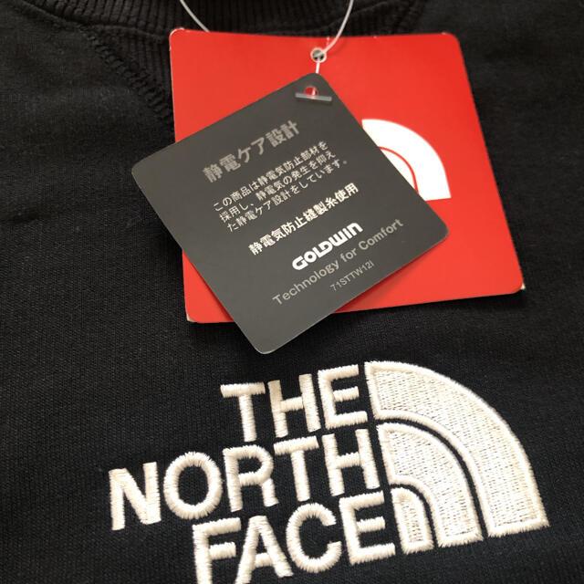 THE NORTH FACE(ザノースフェイス)のノースフェイス スウェットクルー NT61902X トレーナー メンズのトップス(スウェット)の商品写真