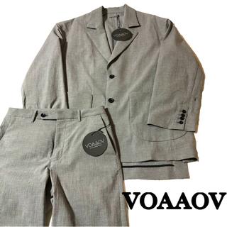 ジエダ(Jieda)のVOAAOV 新品未使品 セットアップ 袖紐 20ss 定価47,960円(テーラードジャケット)