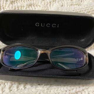 Gucci - GUCCI 伊達メガネ サングラス