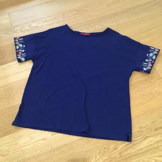 グラニフ(Graniph)のグラニフ 半袖刺繍シャツ(Tシャツ(半袖/袖なし))