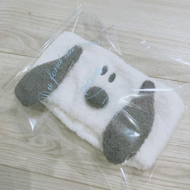 gelato pique(ジェラートピケ)のジェラートピケ スヌーピー ヘアバンド レディースのヘアアクセサリー(ヘアバンド)の商品写真