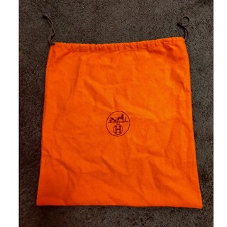 Hermes - エルメス 布巾着袋