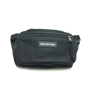 Balenciaga - バレンシアガ ウエストバッグ 482389・10000・Y・5680