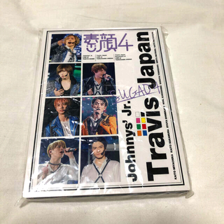 Johnny's - 素顔4 TravisJapan