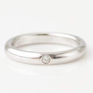 Tiffany & Co. - ダイヤモンドリング ティファニー プラチナ